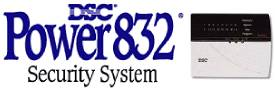Power 832 security system